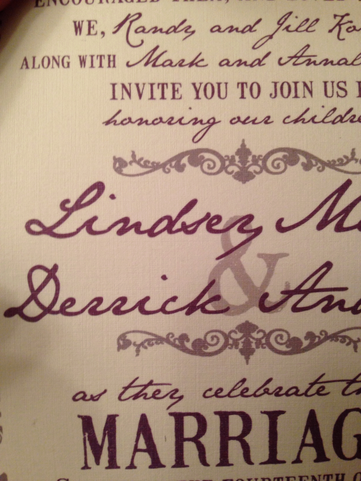 I'm curious what the name of the script font is. Thanks in advance!