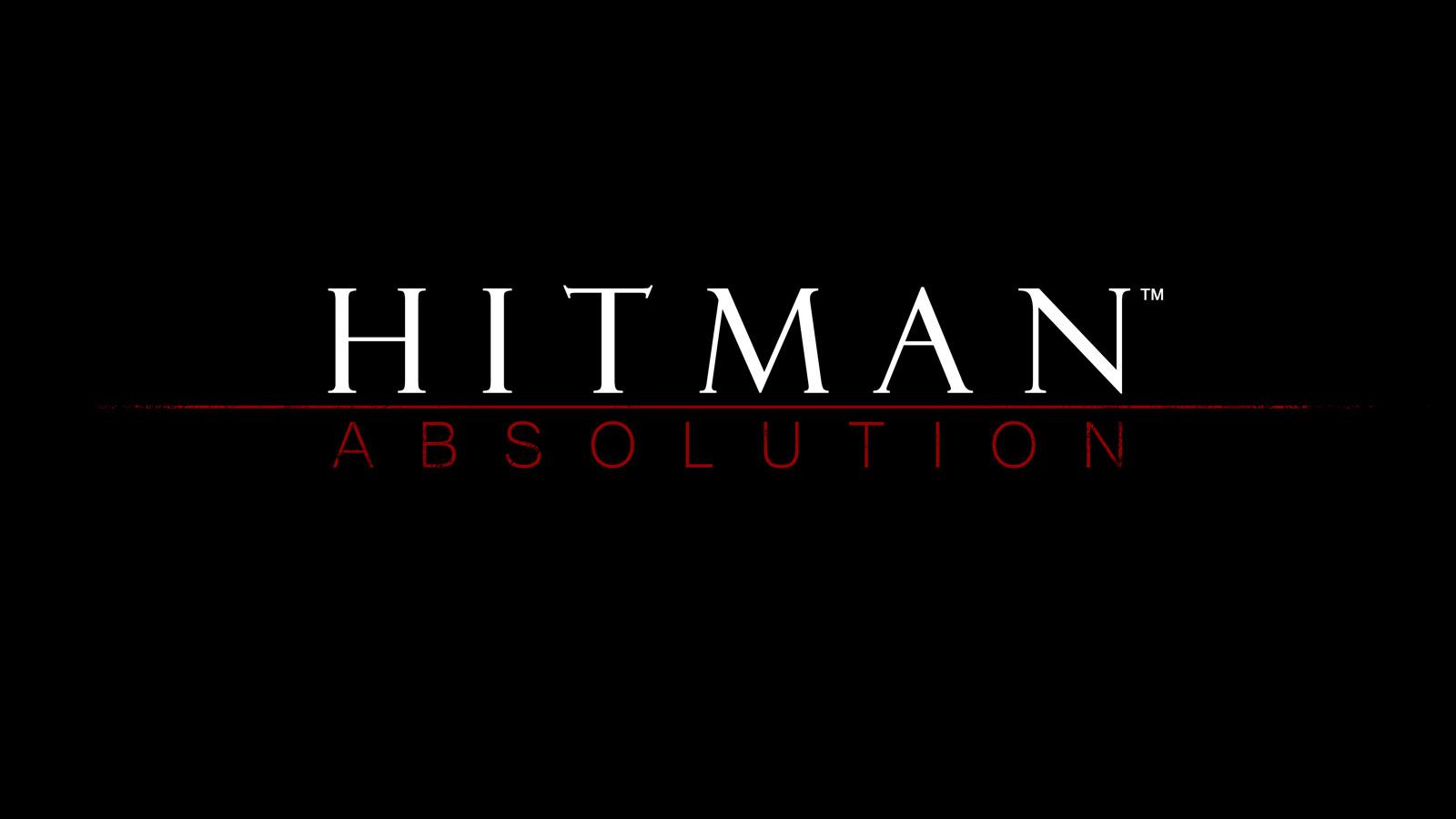 Hitman Absolution Logo hitman logo - forum | ...
