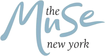 It is the The Muse hotel Logo