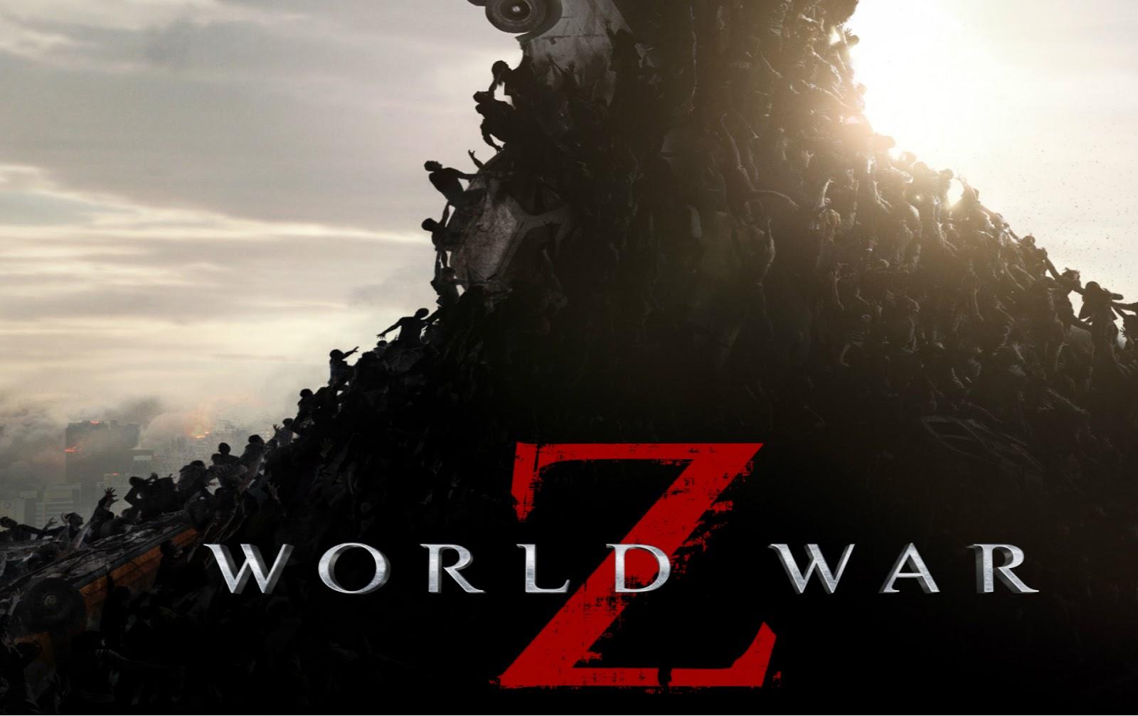 world war z movie font    please??? - forum | dafont com
