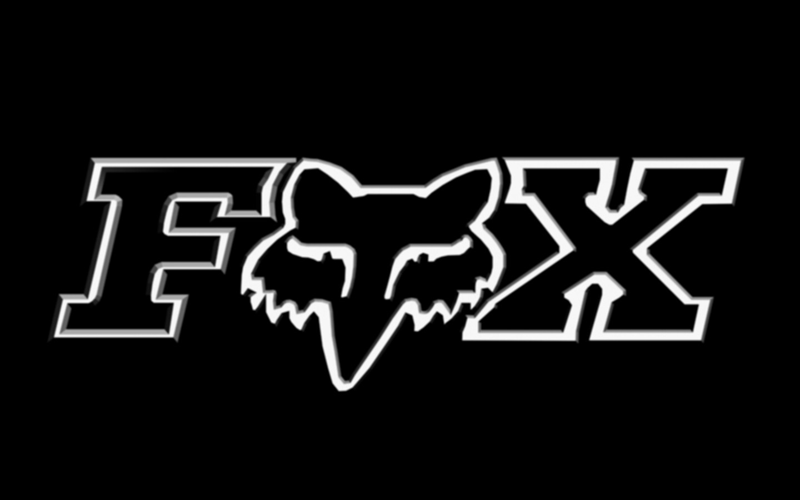 I need the font of the fox racing logo  can someone help me