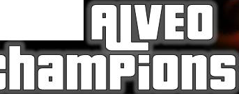 ALVEO CHAMPIONS? WHAT FONT?