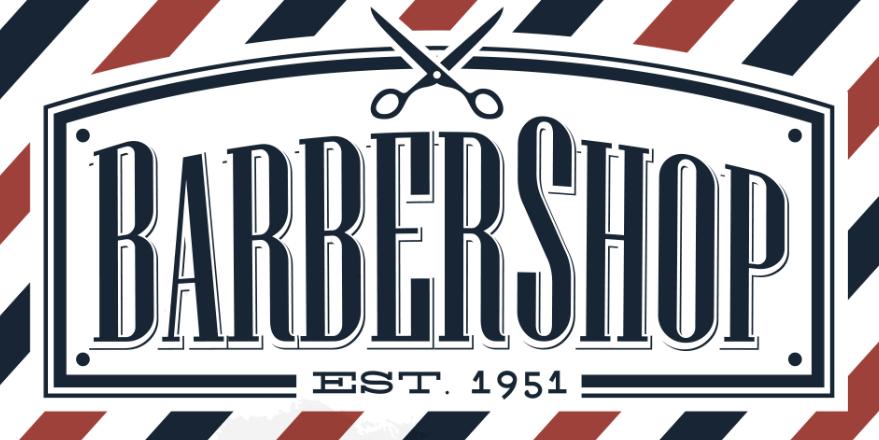Barber Font : Font Barber Shop Forum Dafontcom
