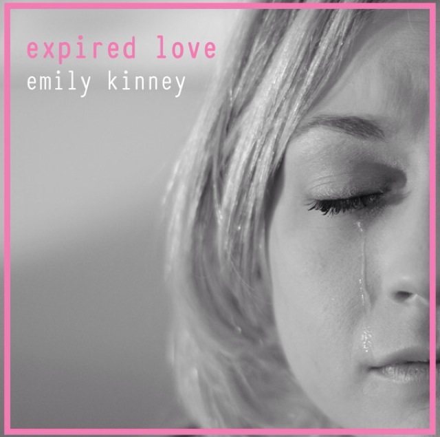 Emily Kinney - Expired Love fonts