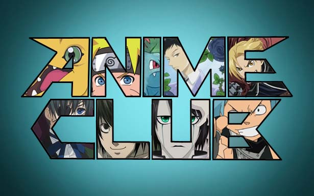 Anime Club Font Forum Dafontcom