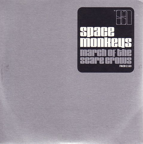 The Space Monkeys Logo Font