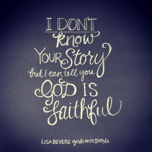 God Is Faithful Quote Fonts Forum Dafont Com