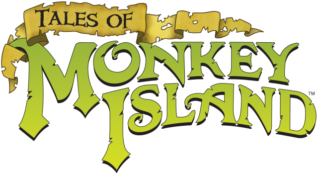 monkey island font