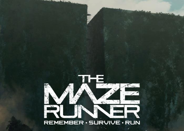 The Maze Runner Font Style Forum Dafontcom