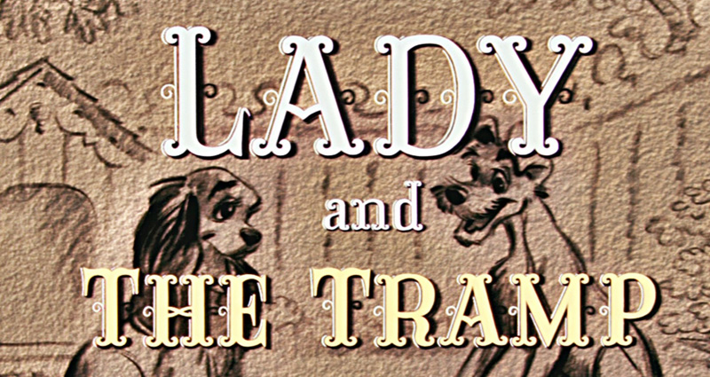 "Lady And The Tramp"" Font?? - forum 