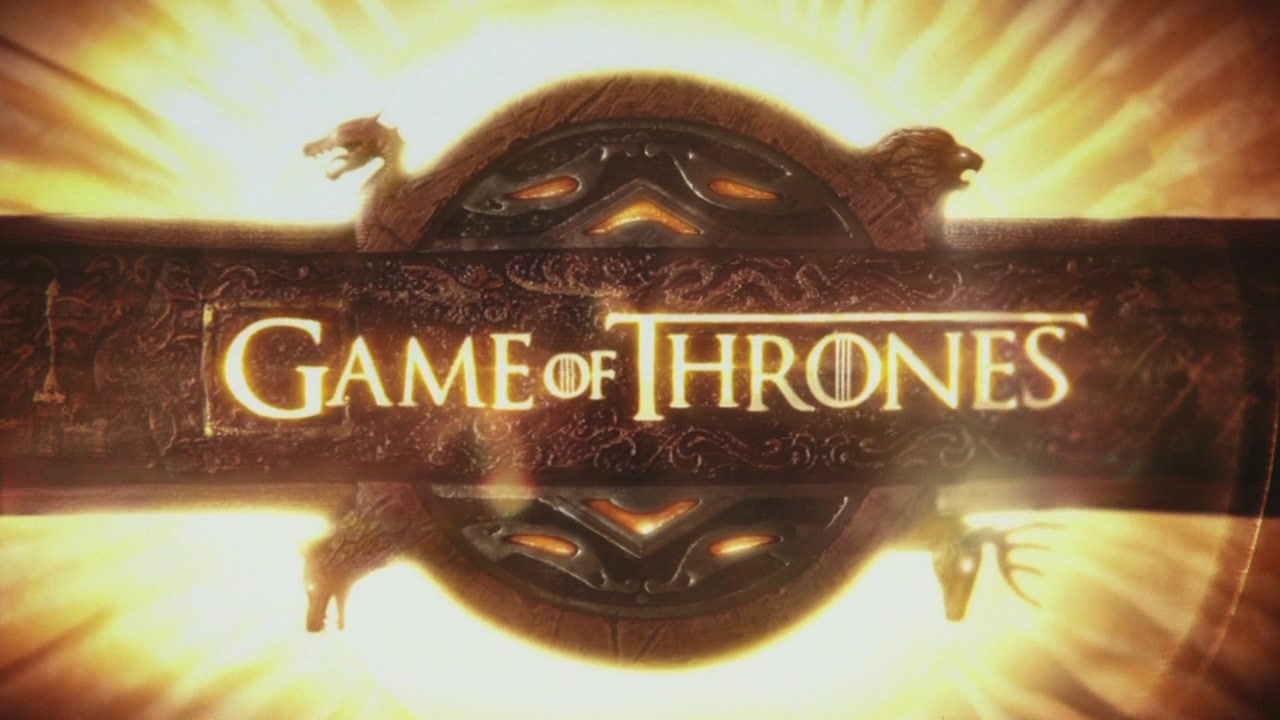 Game Of Thrones Title Card Forum Dafont Com