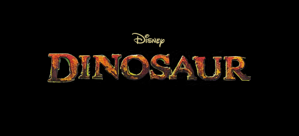 disney dinosaur logo font forum dafontcom