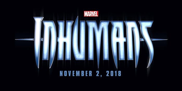 Inhumans movie logo? - forum   dafont.com