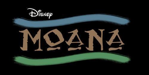 Disney Moana Logo Font