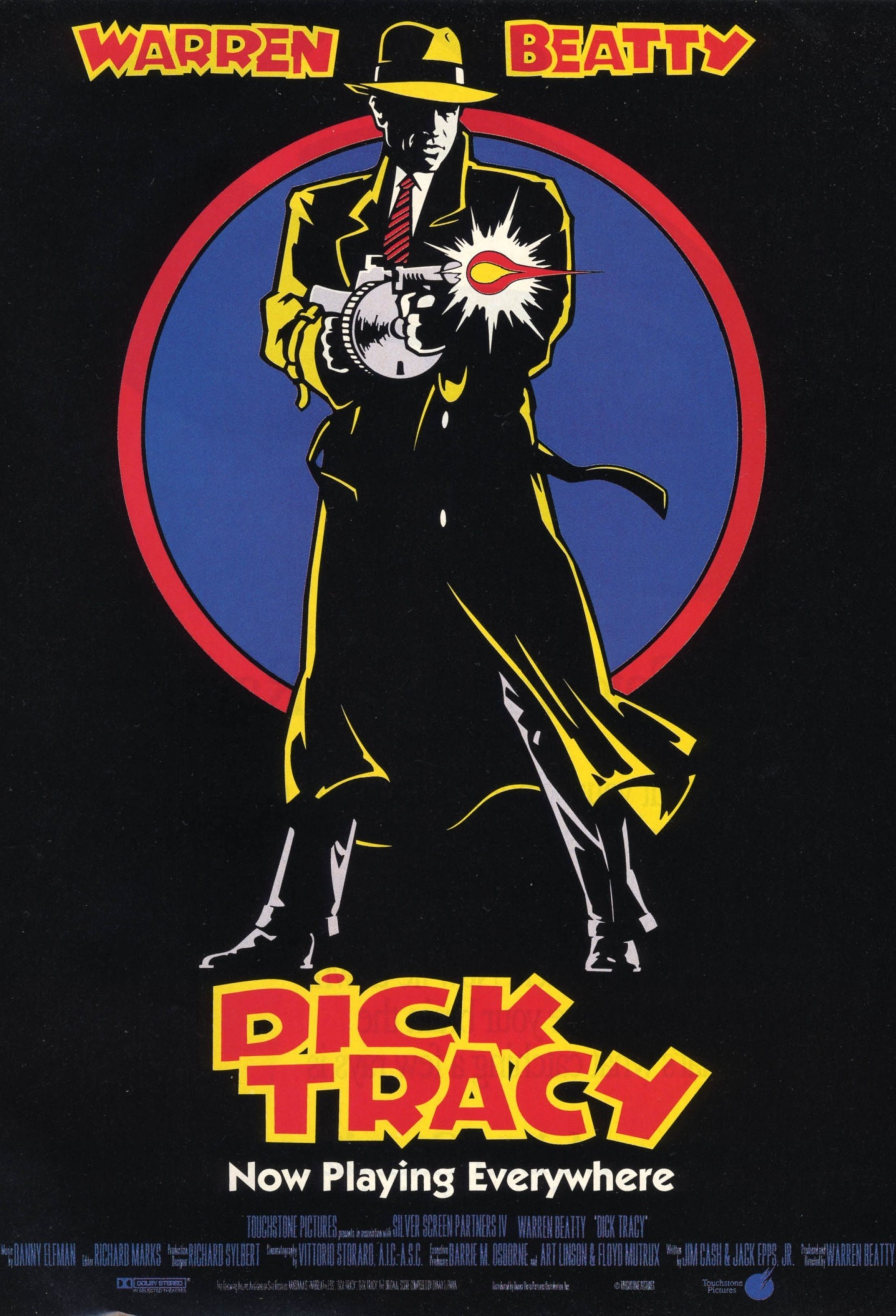 Dick Tracy Font 85