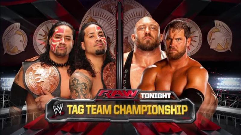 Match Wwe Raw Wwe Raw New Match Card Font