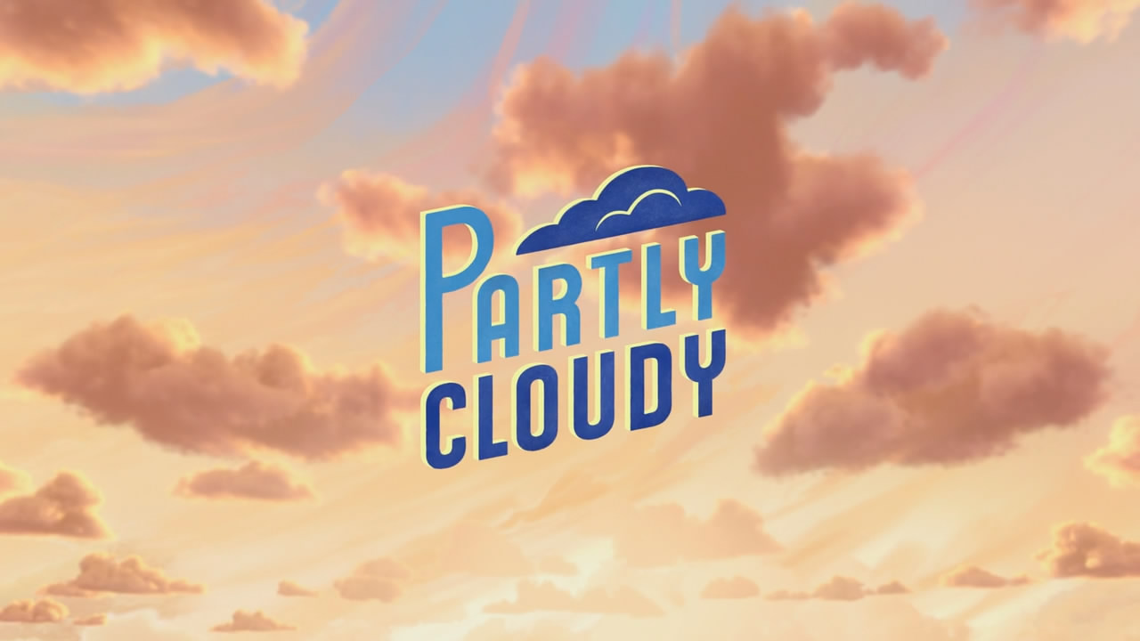 Partly Cloudy logo font?
