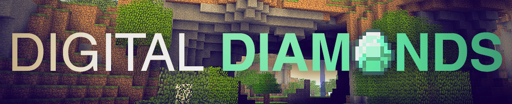 Digital Diamonds (minecraft)