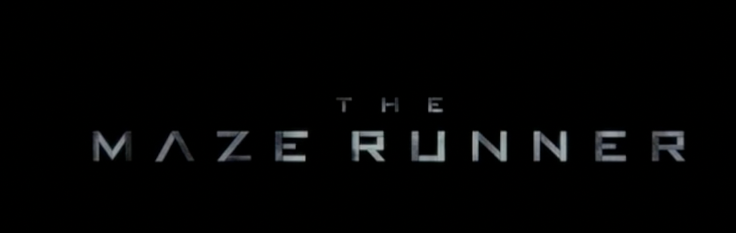 What Is This Font From The Maze Runner Forum Dafontcom