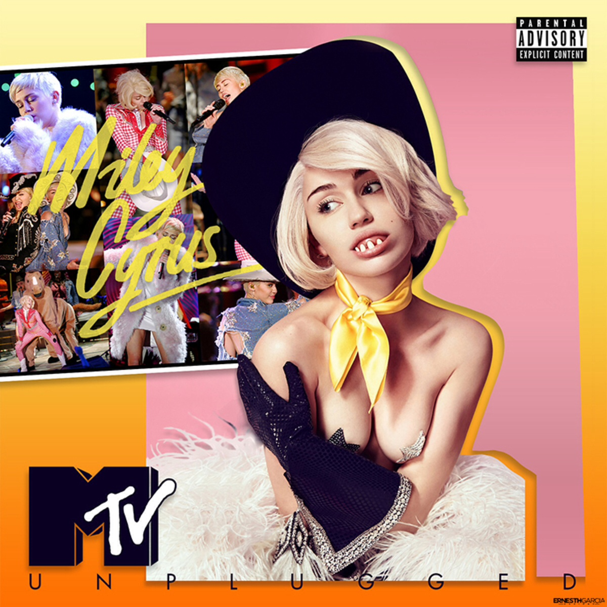 Miley Cyrus - MTV Unplugged - forum | dafont.com