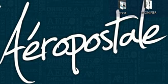 A�ropostale Font? (: