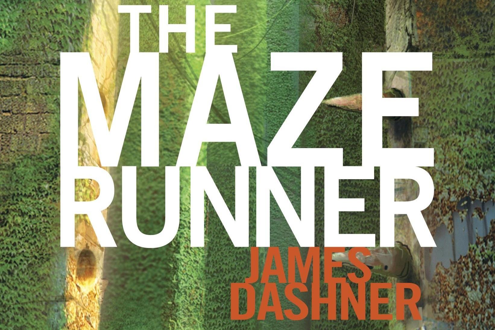 Maze Runner Book Font - forum | dafont.com