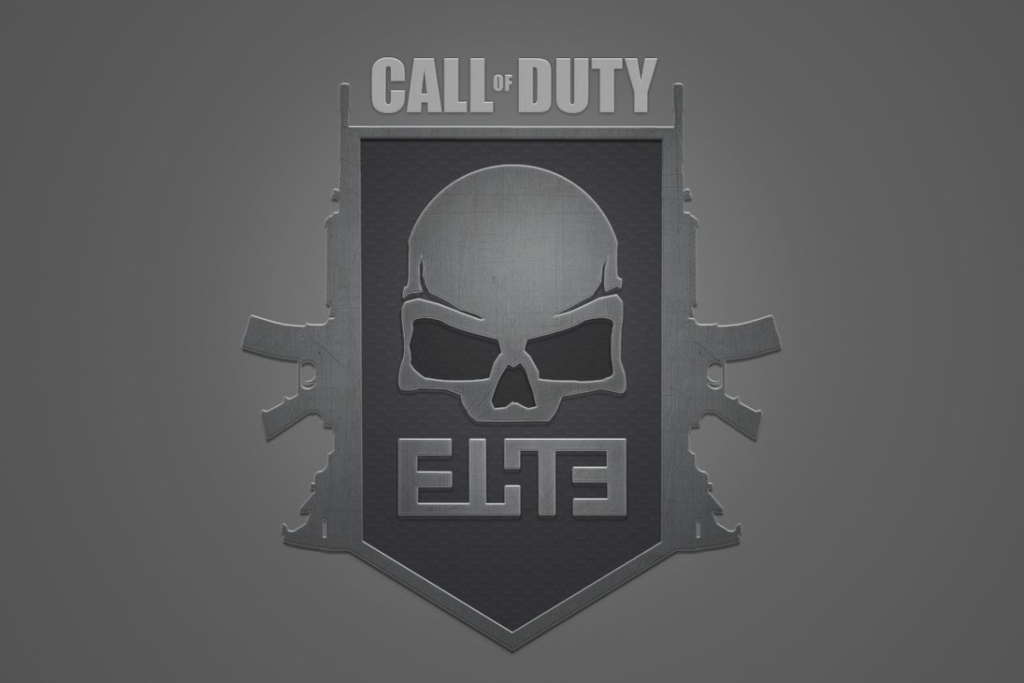 Call of Duty : Elite font