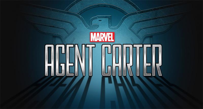 Logo de Carters Agent Carter tv Series Logo