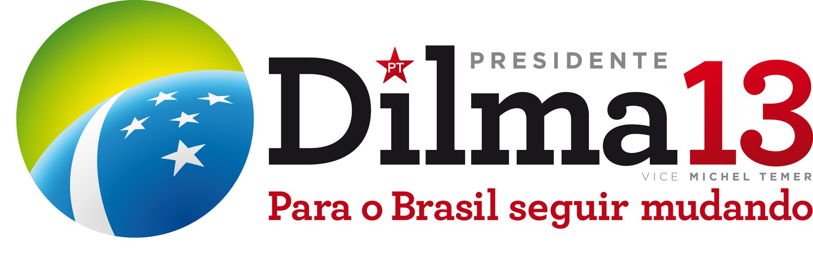 Dilma's font