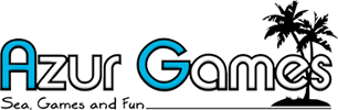 "What is the ""Azur Games"" font ?"