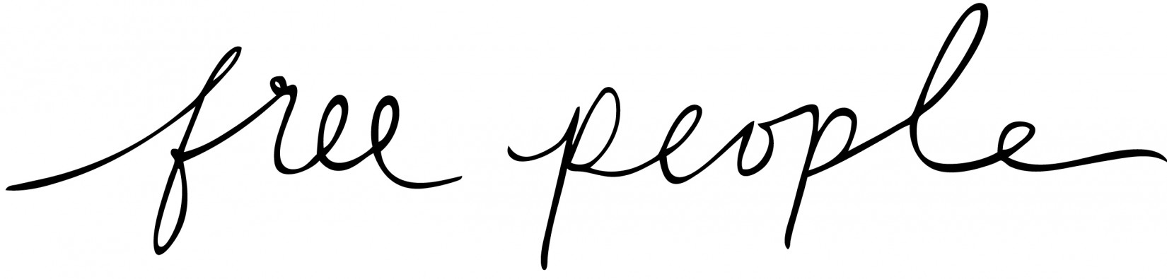 Image result for free people logo