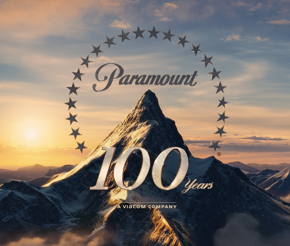 paramount 100 years a viacom company logo - photo #8
