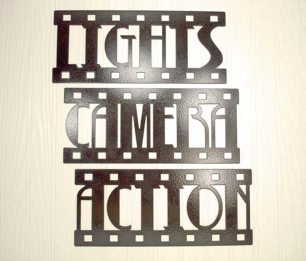 Lights Camera Action - forum   dafont.com