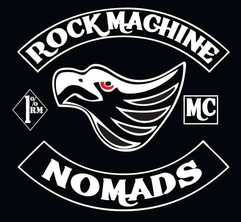 rock machine m c