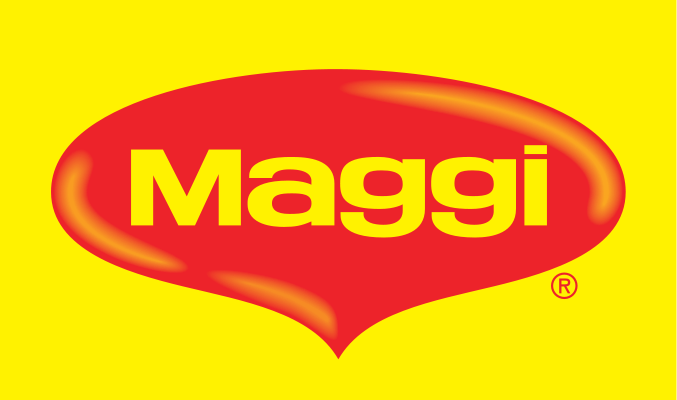 MAGGI Logo Font Identification - forum | dafont.com | {Maggi logo 3}