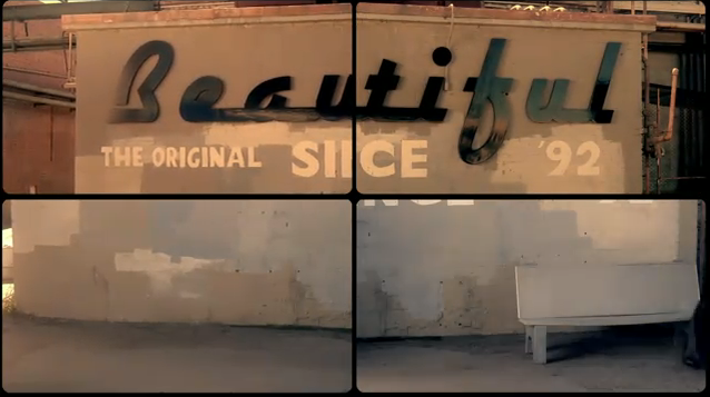 "whats this font from selena gomez's new music video ""WHO SAYS"""