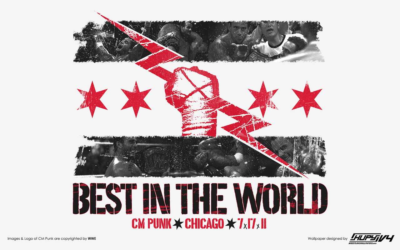 Best In The World Font