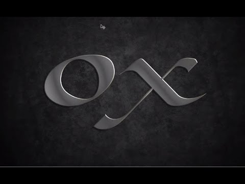 ox font name??