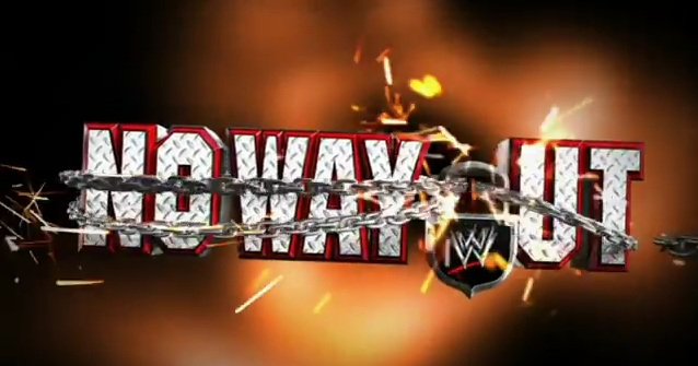 Wwe No Way Out 2012 Logo Font 2 Forum Dafontcom