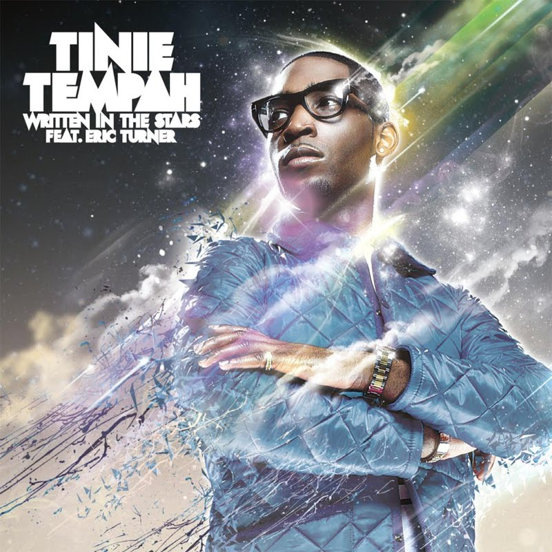 Tinie Tempah Written in the Stars Font