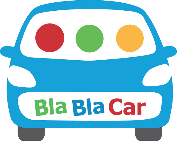anyone know what font blablacar is using on their logo