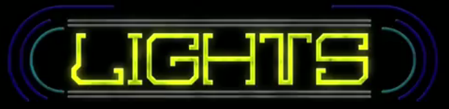 "Kanye West ""All of The Lights"" Music Video - Font 1"
