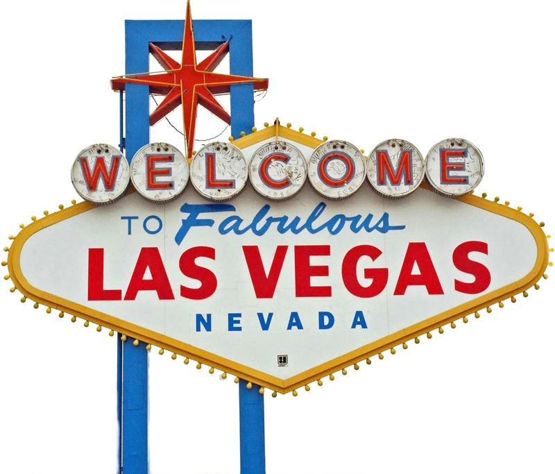 Las Vegas font - forum