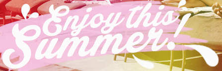 Enjoy this Summer font please