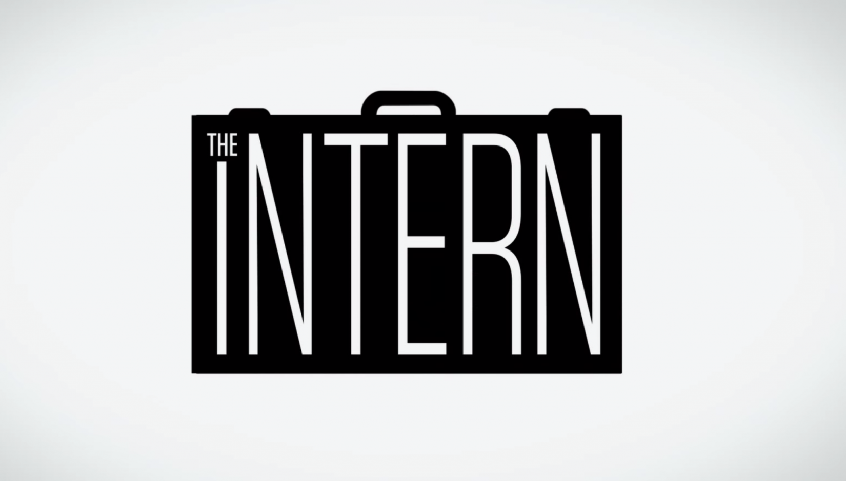 what is this font from the movie the intern forum