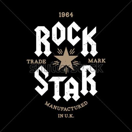 rock n roll font
