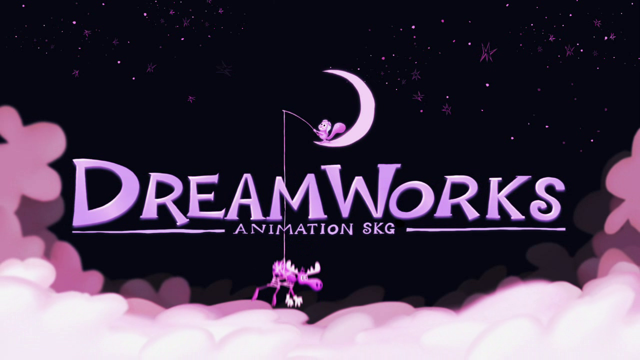 Dreamworks логотип