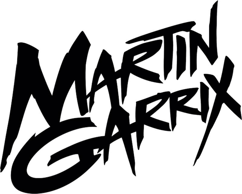 Martin Garrix Logo Font
