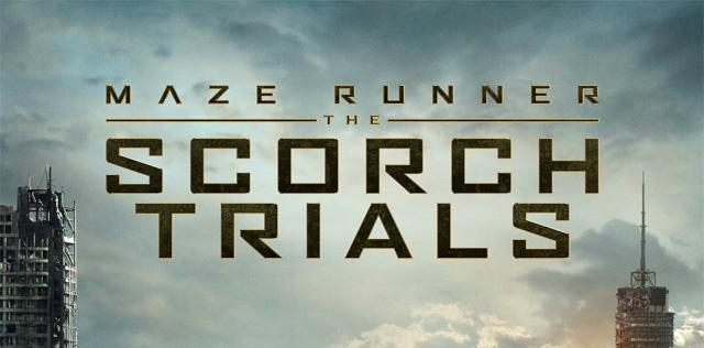 The Scorch Trials Movie Logo Font Forum Dafontcom