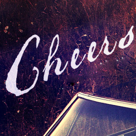 CHEERS font